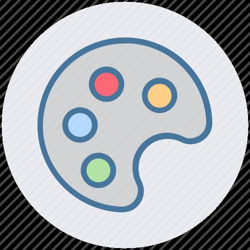 Color, color board, design, graphic, palette, tool icon - Download on Iconfinder