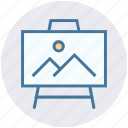 board, image, landscape, photo, photo edit, photography icon