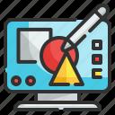 shapes, graphic, design, edit, tool