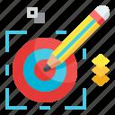 target, goal, objective, dartboard, focus