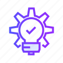 brainstorming, creativity, developing, idea, ideas icon