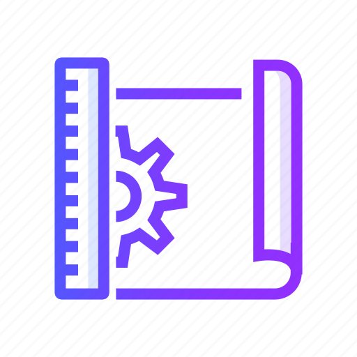 interface, layout, prototyping, wireframe icon