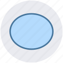 creative, editor, ellipse, ellipse tool, photo, tool icon