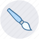 brush, change, color, graphic, paint, paint brush, painting icon