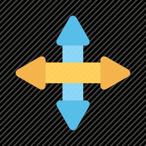 design, drag, element, graphic, move, sliding, tool icon