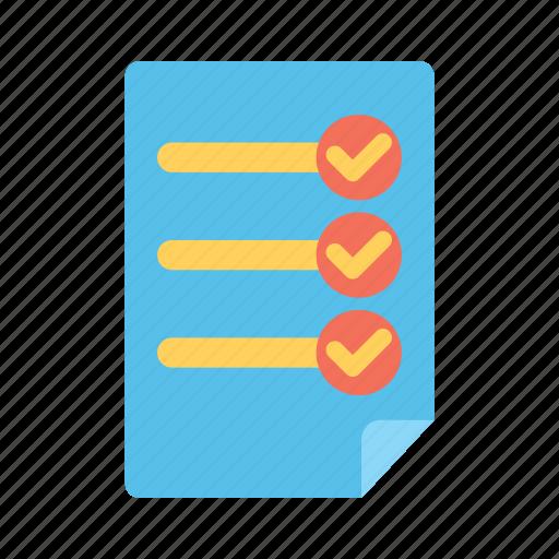 checklist, design, element, graphic, order, shape, tool icon