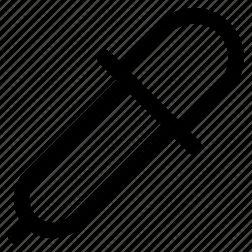 Eyedropper, dropper, color, picker icon - Download on Iconfinder