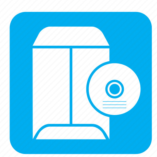 cd, design, envelope, graphic, supply icon