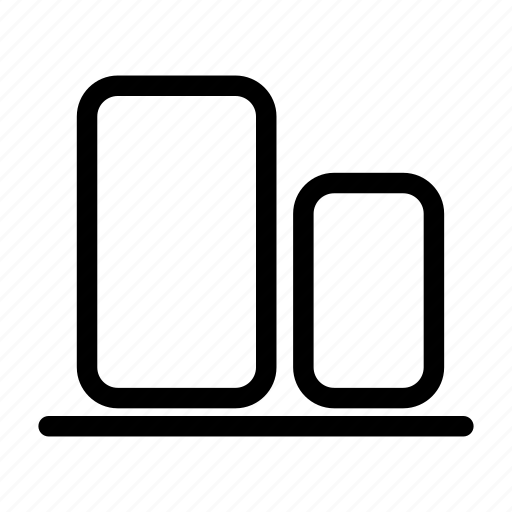 align, align graphics, bottom, bottom align icon
