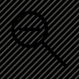 resize, shrink, zoom, zoomout icon