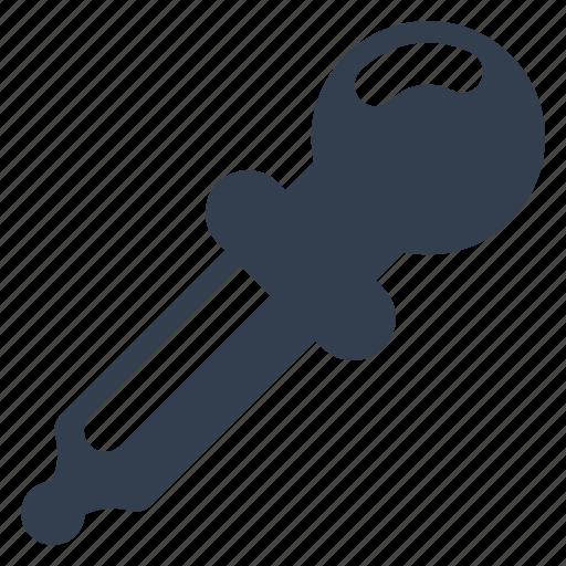 graphic, pipette, tool icon