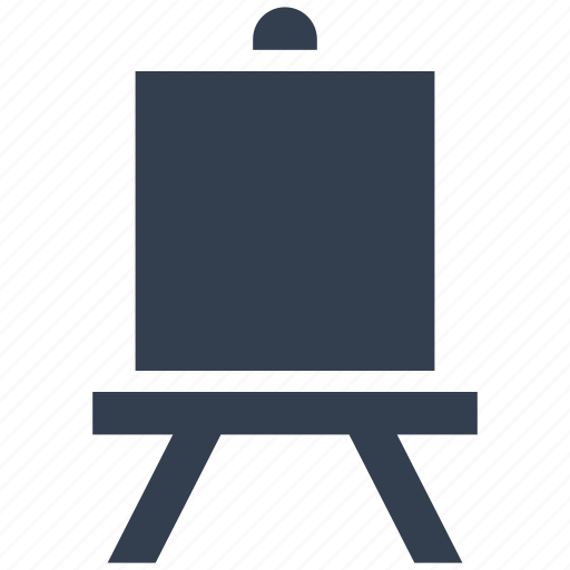 blackboard, board, drawing, graphic icon