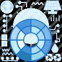 color, colorwheel, colours, design, graphic, selection, web icon