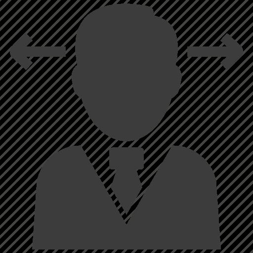 employee, job, transfer icon