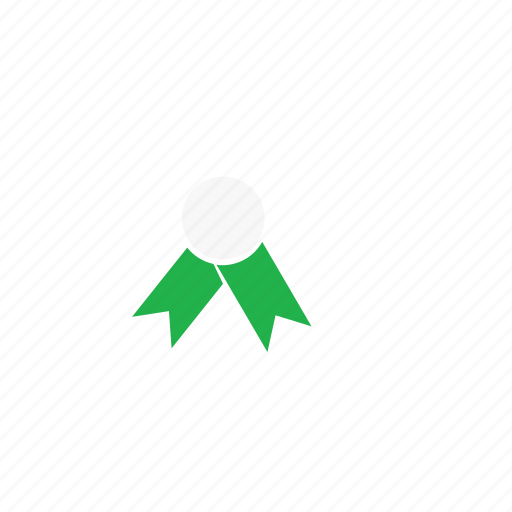 first, green icon