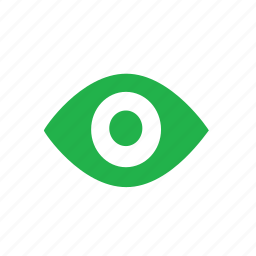 profile, view, visit icon