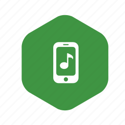 melody, mobile, music, note, notes, ringtone, telephone, touch icon