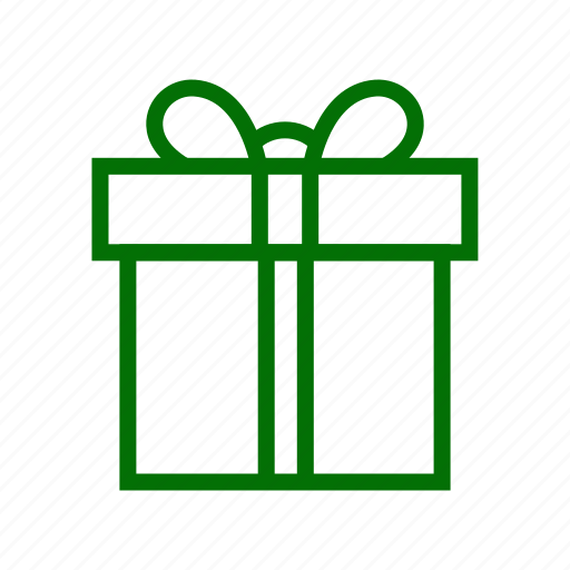 gift, holiday, present icon