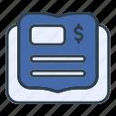 invoice, billing, payment, money, finance, business
