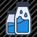 bottle, of, water, drink