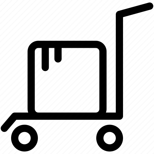 box, delivery, package, ship, shipping icon