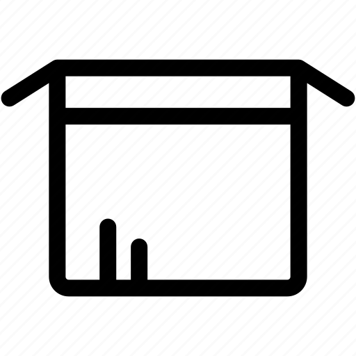 box, delivery, items, package, shipping icon