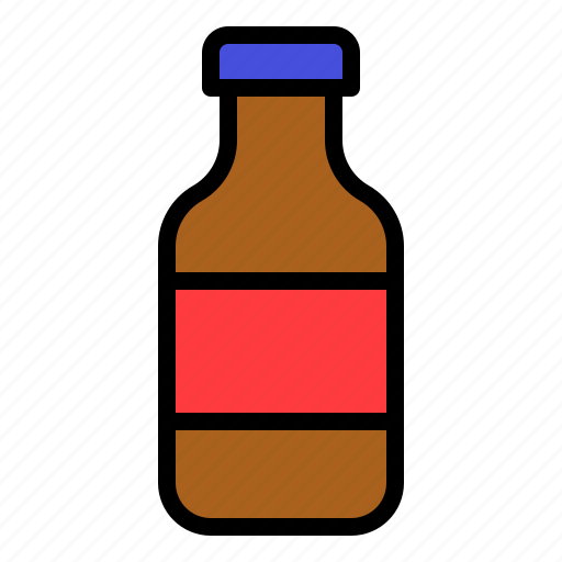 bottle, drinks, grocery, shop icon