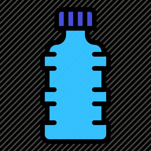 bottle, drinks, grocery, shop, water icon