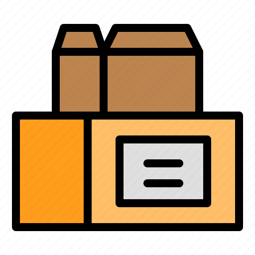 box, grocery, package, parcel, shop icon