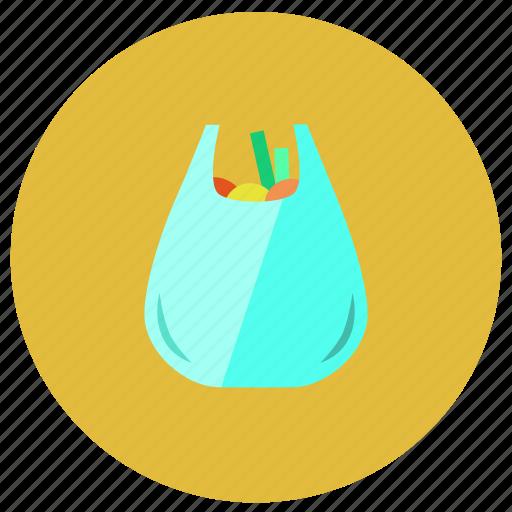 bag, grocery, plastic icon