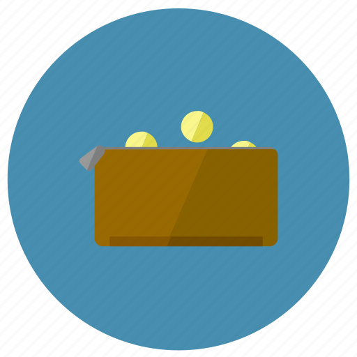 bag, coin, money, pay, payment, wallet icon