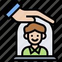 attraction, campaign, customer, retention, strategy icon