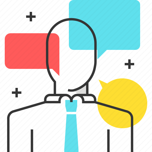 answer, chat, consultation, contact, question, reach, support icon