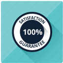 emblem, guarantee, protect, protection, safe, satisfaction, warranty icon
