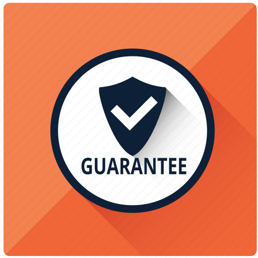 checkmark, guarantee, protect, safe, secure, security, shield icon