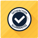 approve, check out, good, guarantee, protection, safe, satisfaction icon