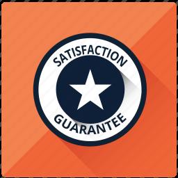 badge, emblem, guarantee, safe, satisfaction, star, warranty icon