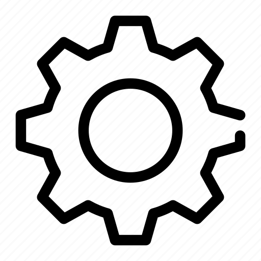 cog, configuration, edit, machine, setting icon