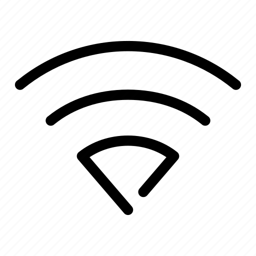 Web, signal, online, connection, network icon