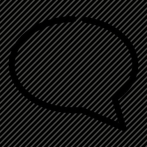 chat, conversation, message, request, talk icon
