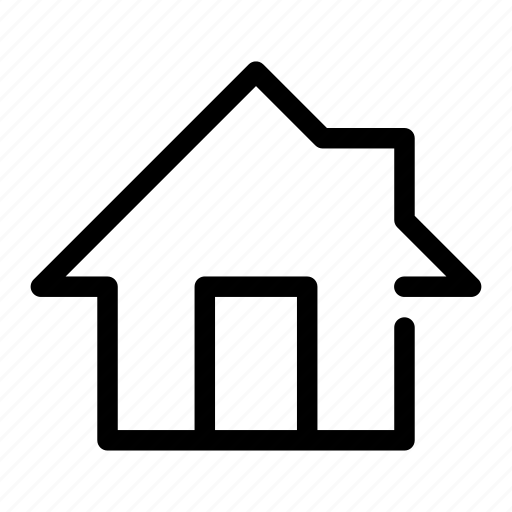 home, house, main, menu, residence icon