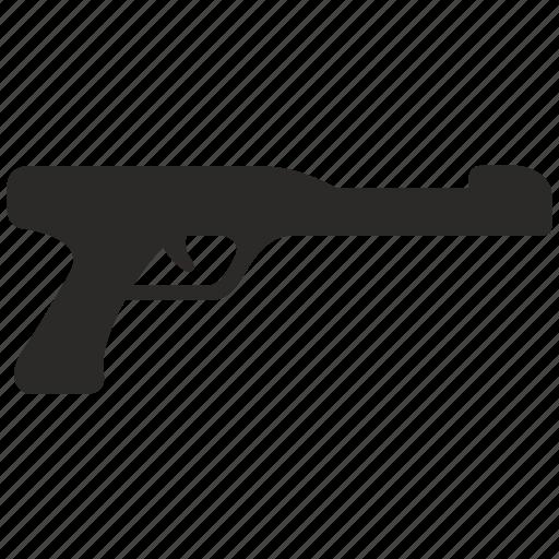 gun, pistol, sport, weapon icon