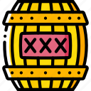 barrel, exposives, fireworks, guy fawkes, invention, tnt
