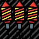 colours, display, explosion, firework, light, rocket, rockets