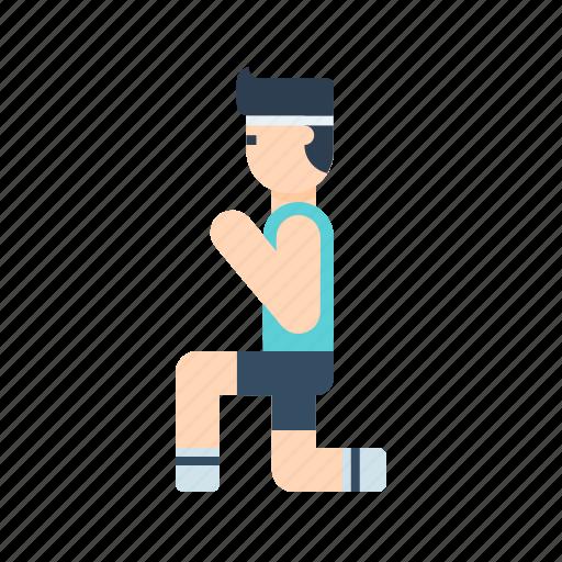 body, boy, exercise, fitness, gym, health icon