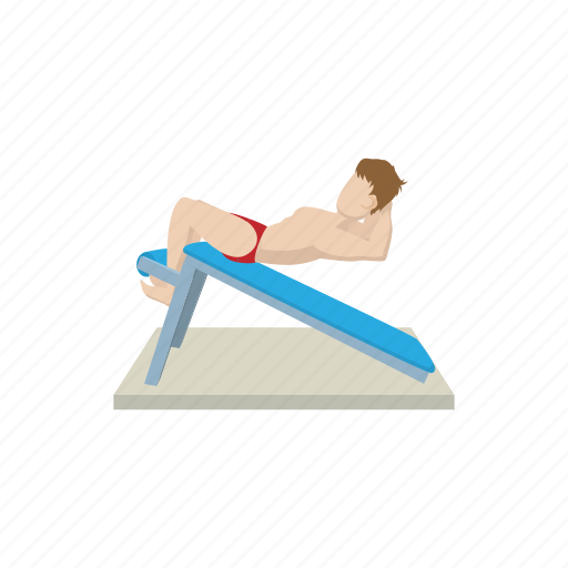 active, fit, gym, leg, sport, training, weight icon