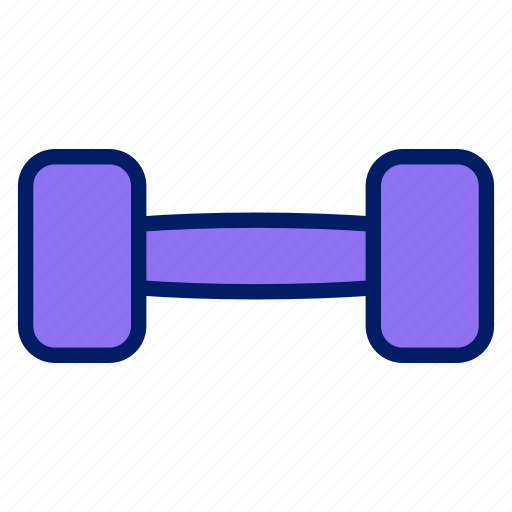 barbell, dumbbell, fitness, gym, weight icon