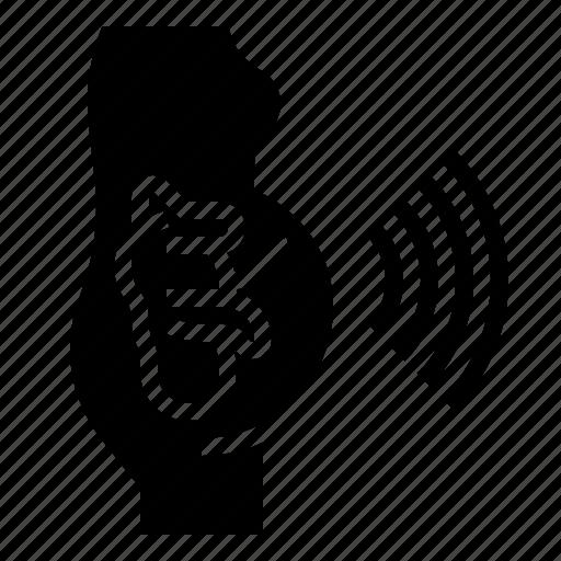 female, fetus, gynaecology, position, pregnancy icon