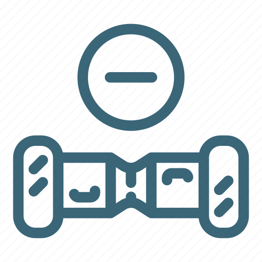 electric, gyroscooter, purchase, remove, scooter, shop icon