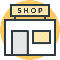 barbershop, beauty salon, coiffeur, shop, store icon